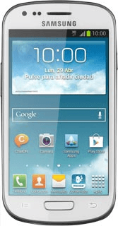 Samsung Galaxy S III Mini (I8190)